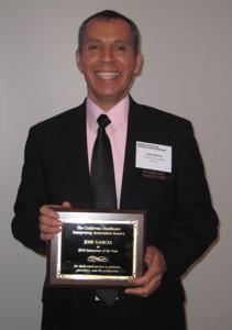 Jose Garcia, Hospital Language Manager.