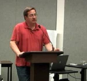 MCWD Board member, Tom Cage