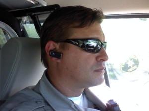 Former Mono County Deputy Jon Madrid