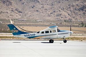 CHP Fixed Wing Aircraft