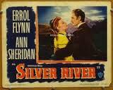 Silver River Lobby Card