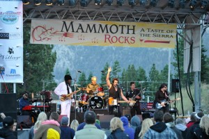 Mammoth Rocks bruce cover