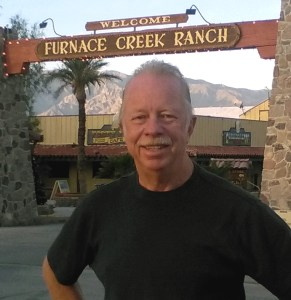 David Woodruff, author of 'Furnace Creek Resort'