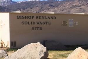 Bishop Sunland Landfill