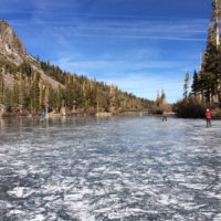 Twin Lakes/Photo courtesy of Barbara Richter