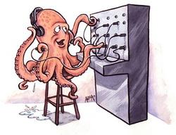 Octopus-operator
