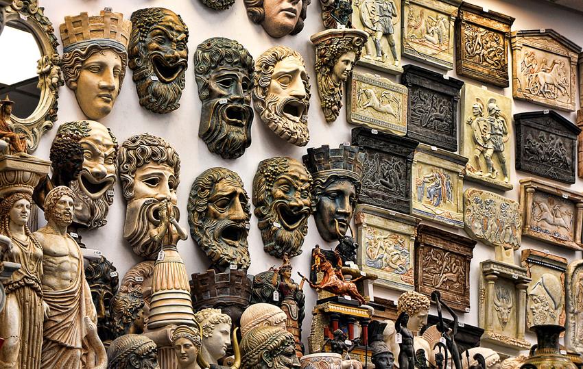 chaos kvíz gréckej mytológie