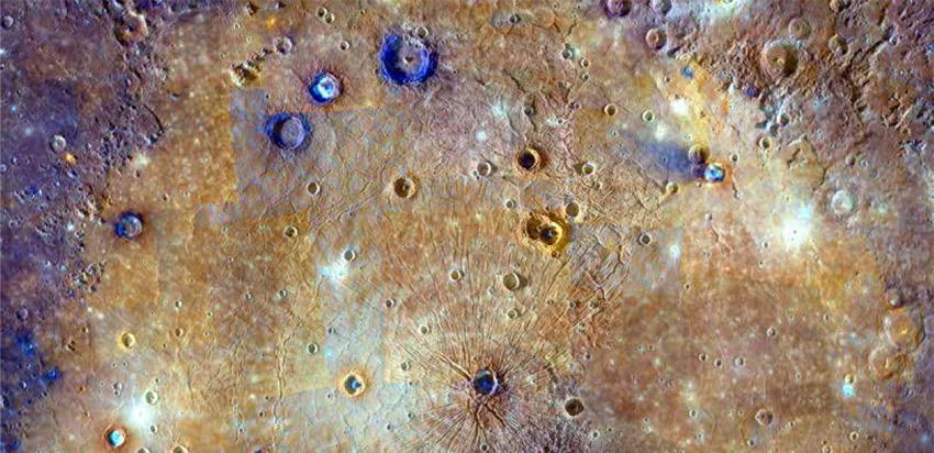 Planéty Merkur
