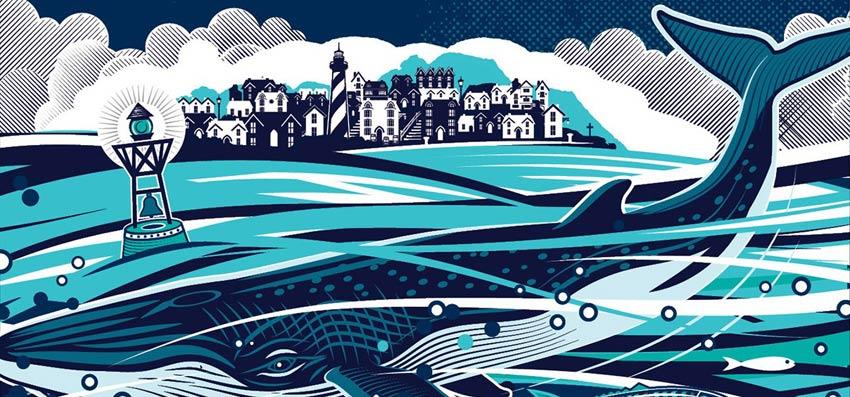 John Ironmonger Nezabudnite na veľrybu