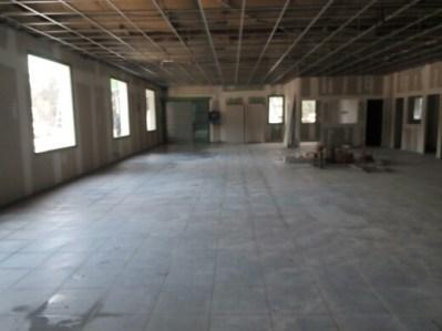 revêtement des sols et des murs