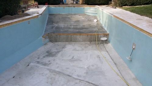 chape étanche pour piscine, chape hydrofuge pour piscine, chape hydrofuge, chape étanche
