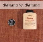 ABH Banana Contour Powder vs. BenNye Banana Powder