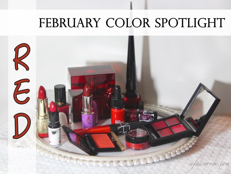 February Color Spotlight- RED - Sifa\'s Corner