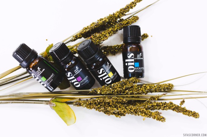 Essential Oils in Beauty Routine