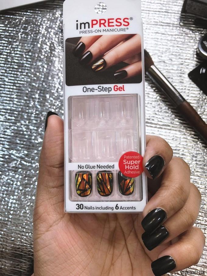 impress manicure