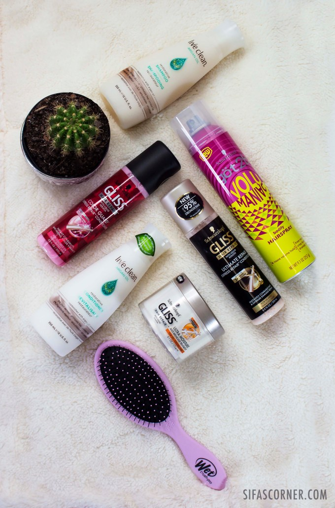 winter hair care products