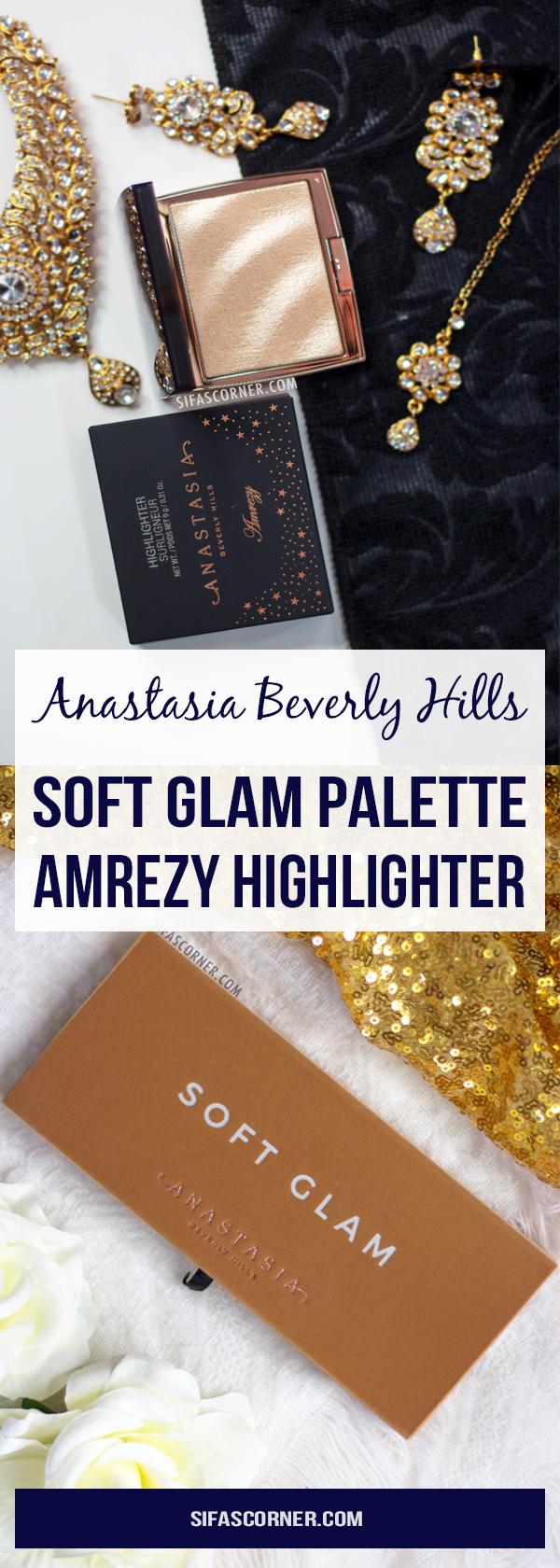 anastasia beverly hills softglam palette