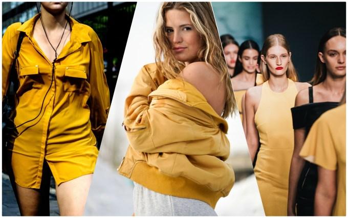 fall-winter color fashion style guide