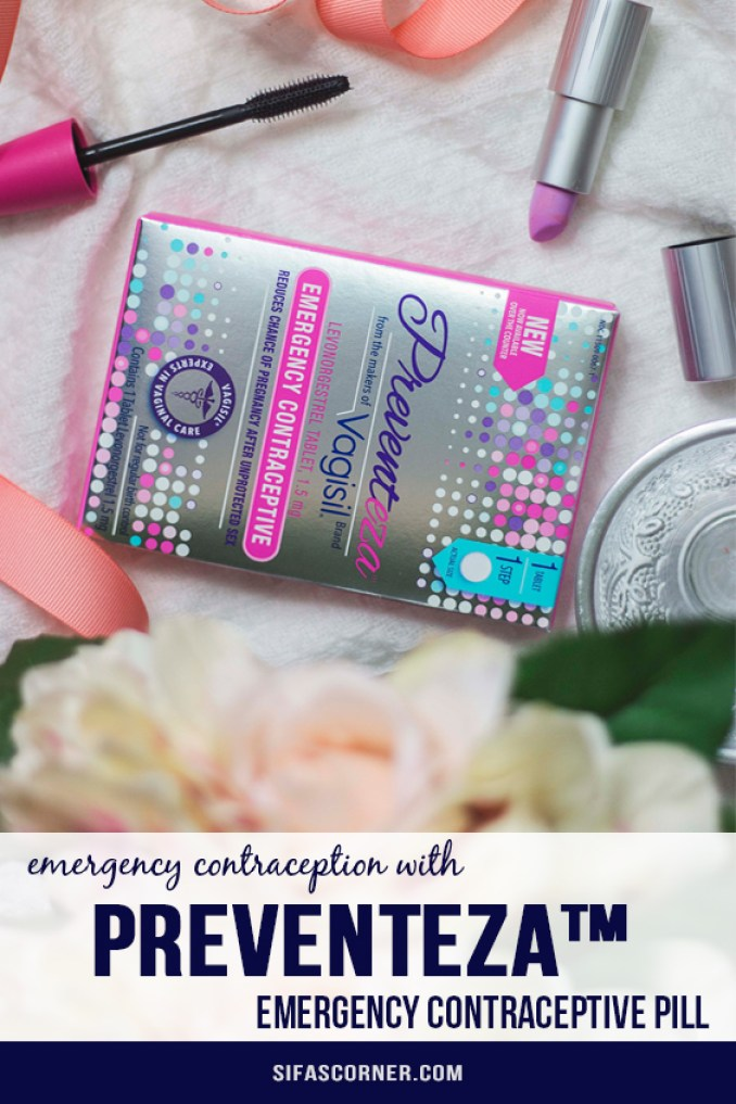 Preventeza™ Emergency Contraceptive Pill
