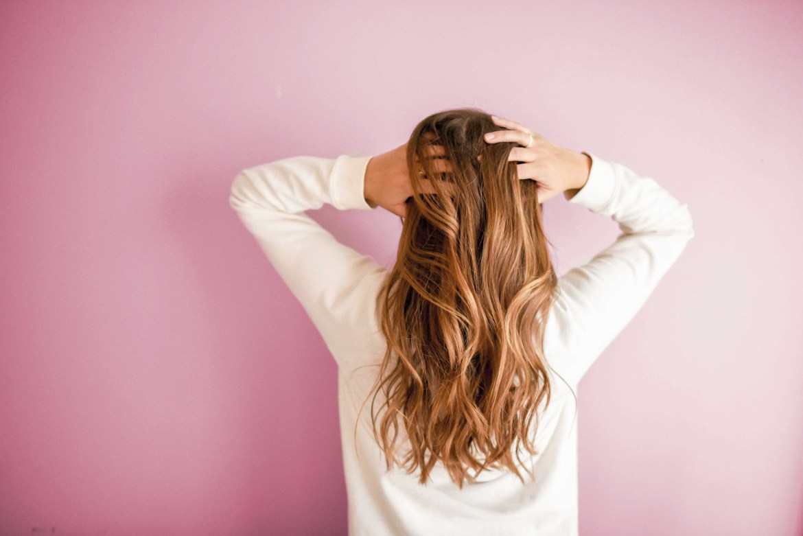 how to get rid of dry itchy scalp | Sifa's Corner