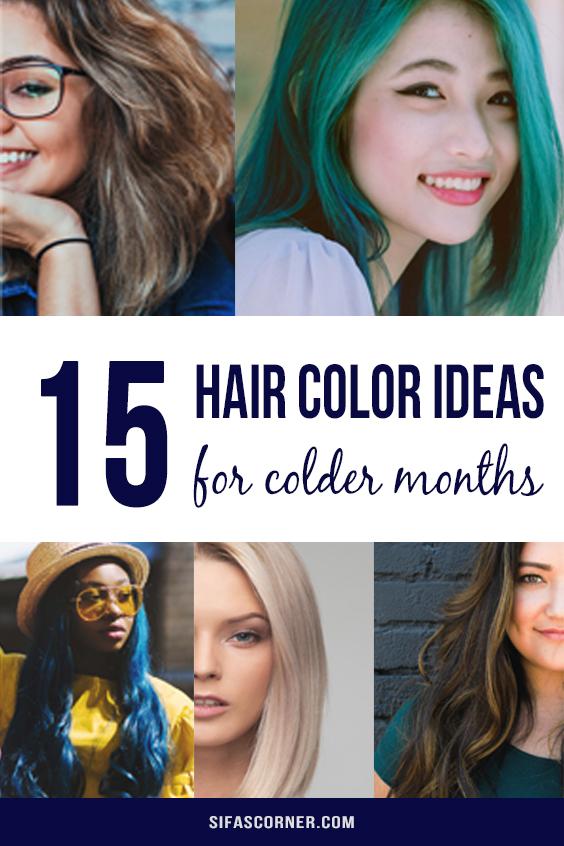 hair color ideas- Sifa's Corner
