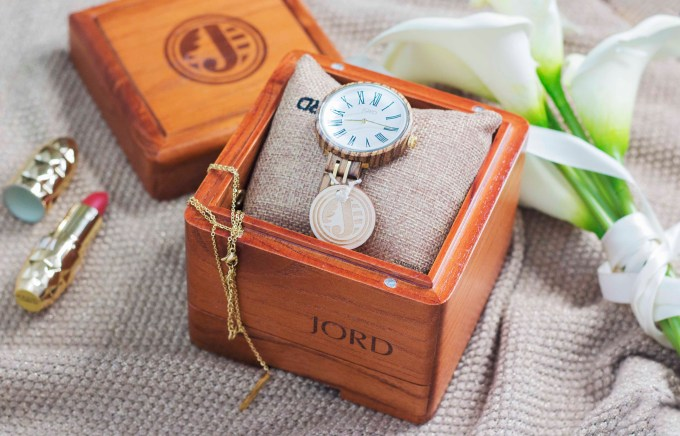 Jord Wood Watch CASSIA