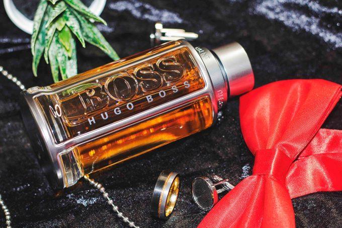 Kohls Perfume Gift Idea- hugo boss the scent-