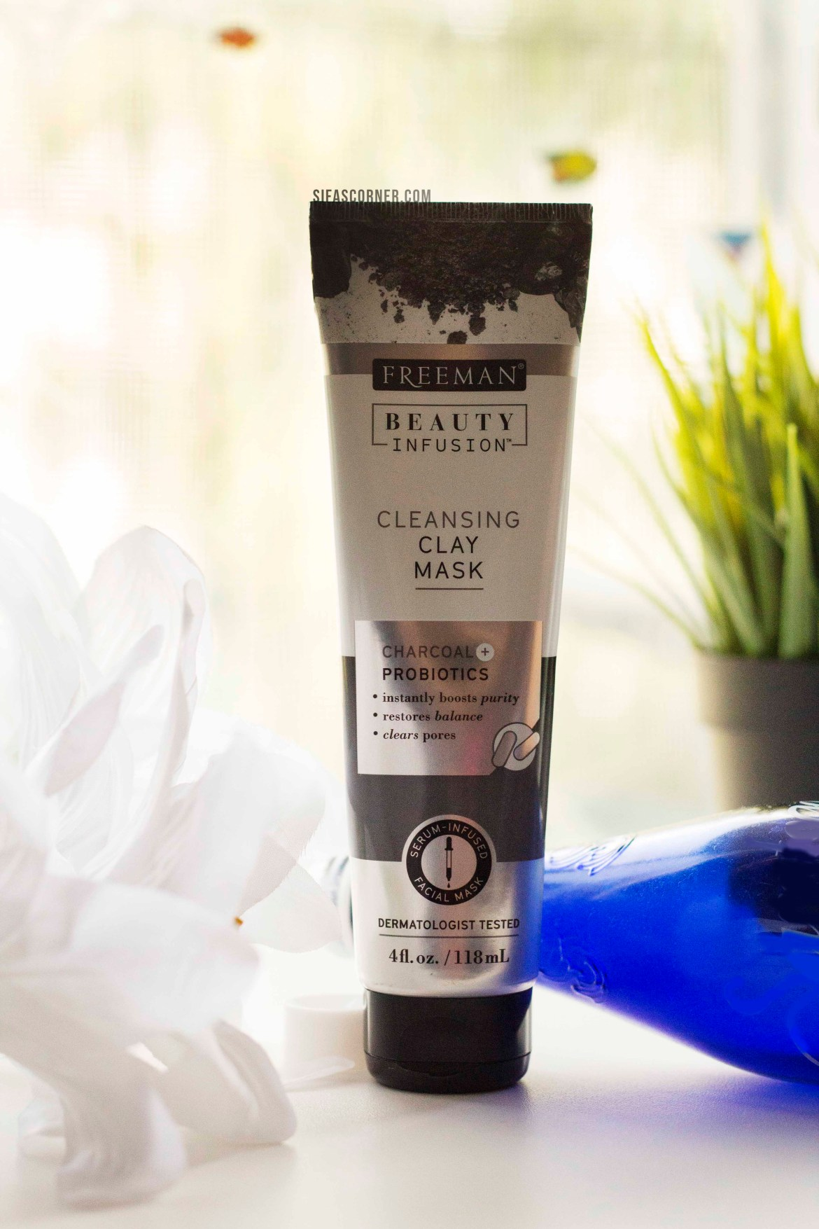 Winter to Spring Skincare- 4 Face Masks for Smoother Clear Skin-Freeman clay mask