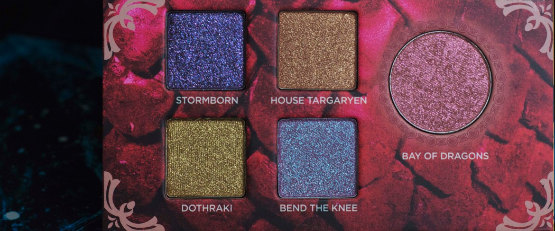 Urban Decay X Game Of Thrones Eyeshadow Palette | UDxGOT - Sifa's Corner