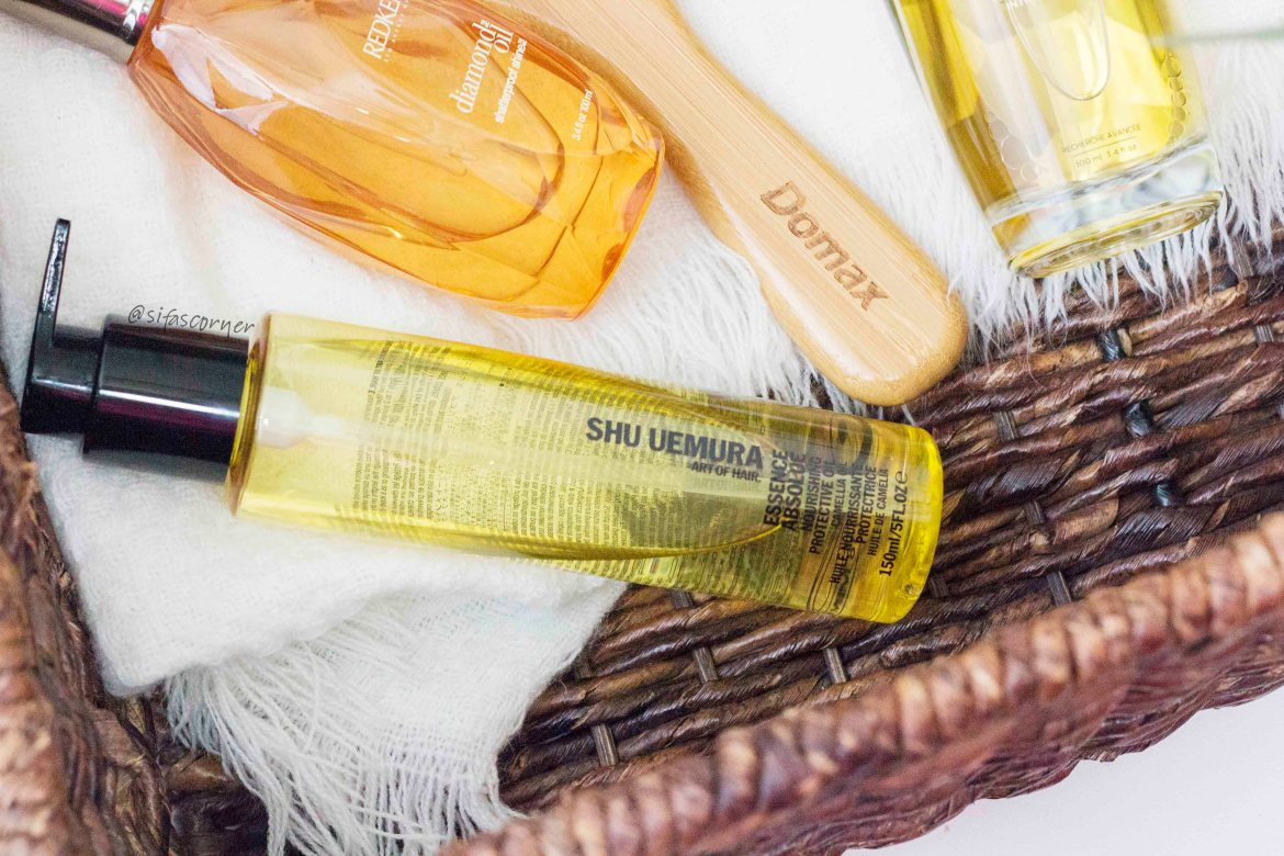 5 Luxurious Hair Oils for Heat Styling