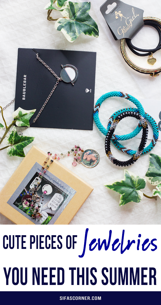fashion jewelry for summer