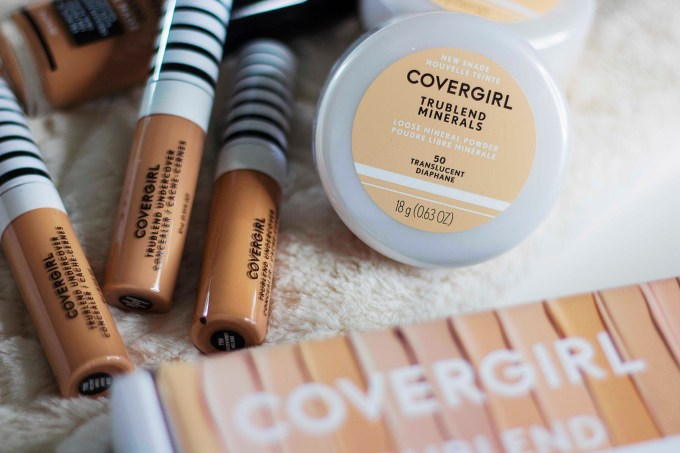 Covergirl Trublend Minerals Translucent Powder
