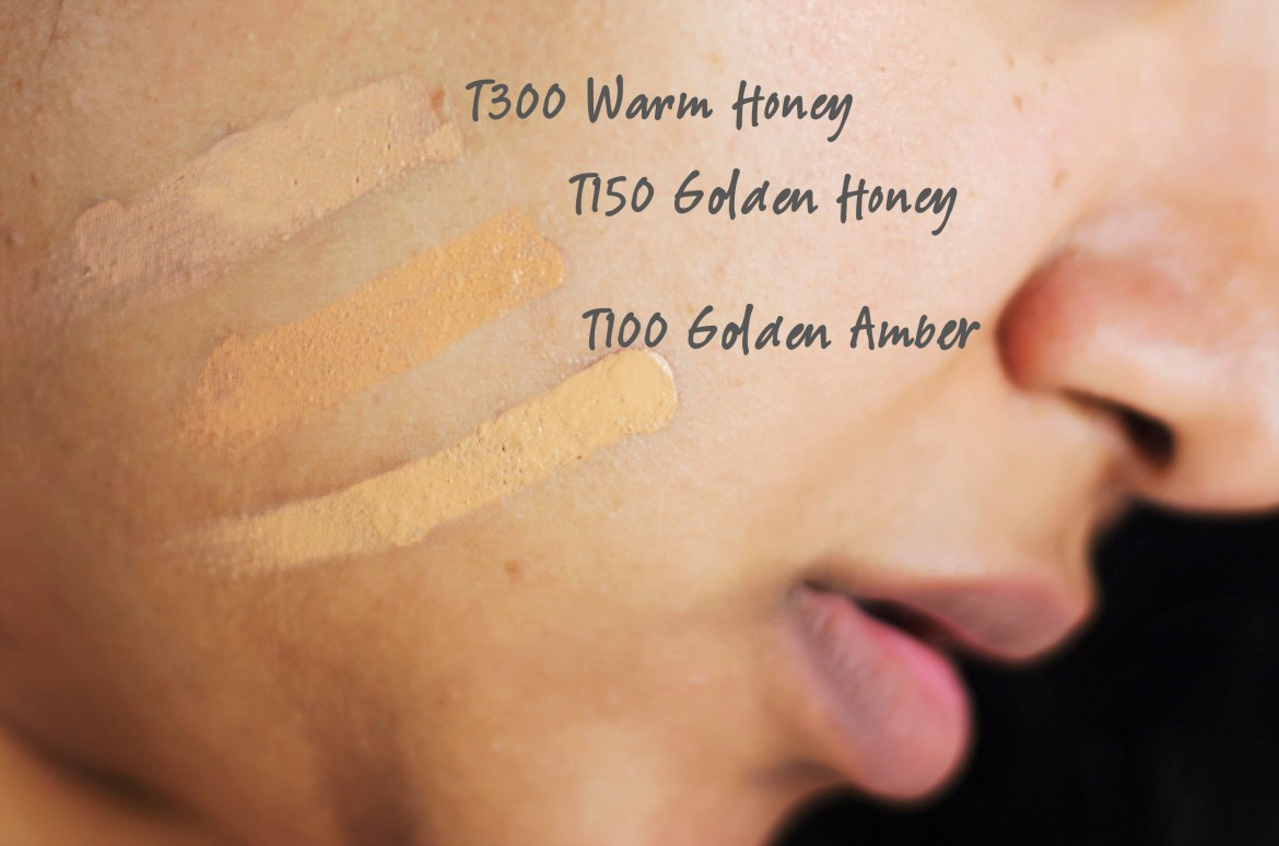 Covergirl Trublend Undercover Concealer in shade T100, T150, T300