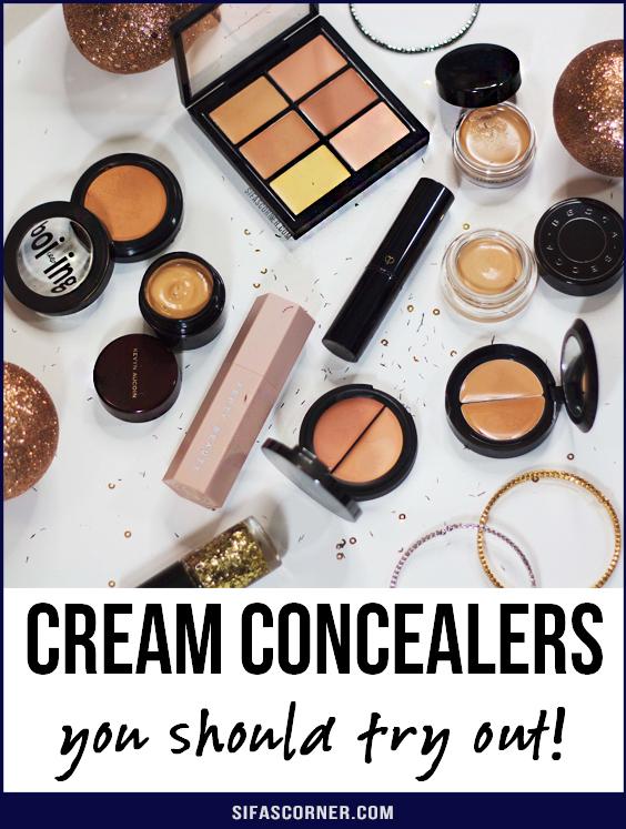 cream concealers