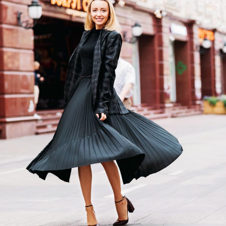 midi skirt for christmas