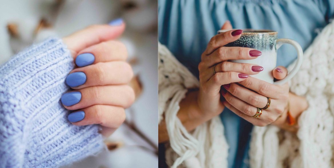 Manicure Ideas for Valentine's Day
