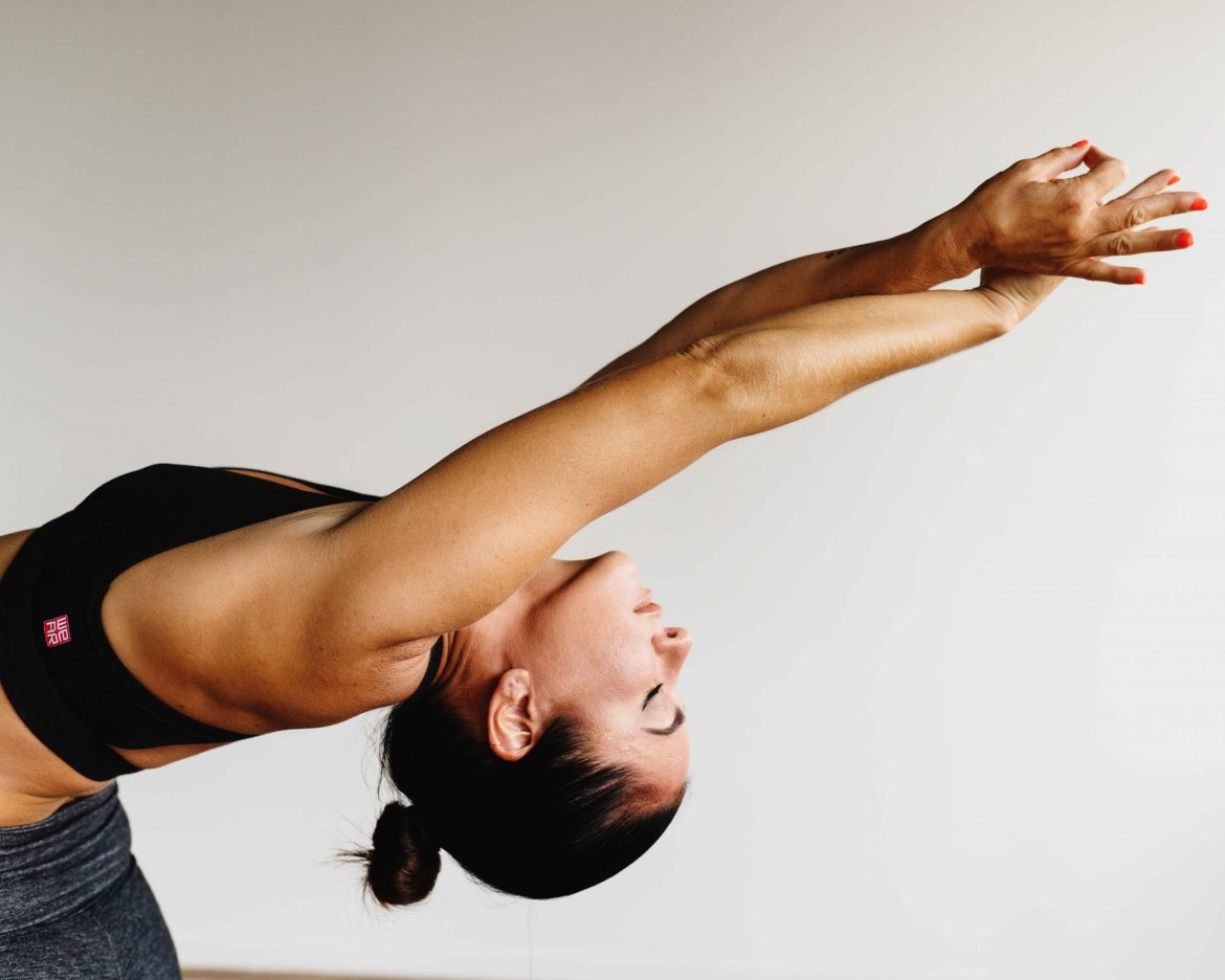 stretching your arms