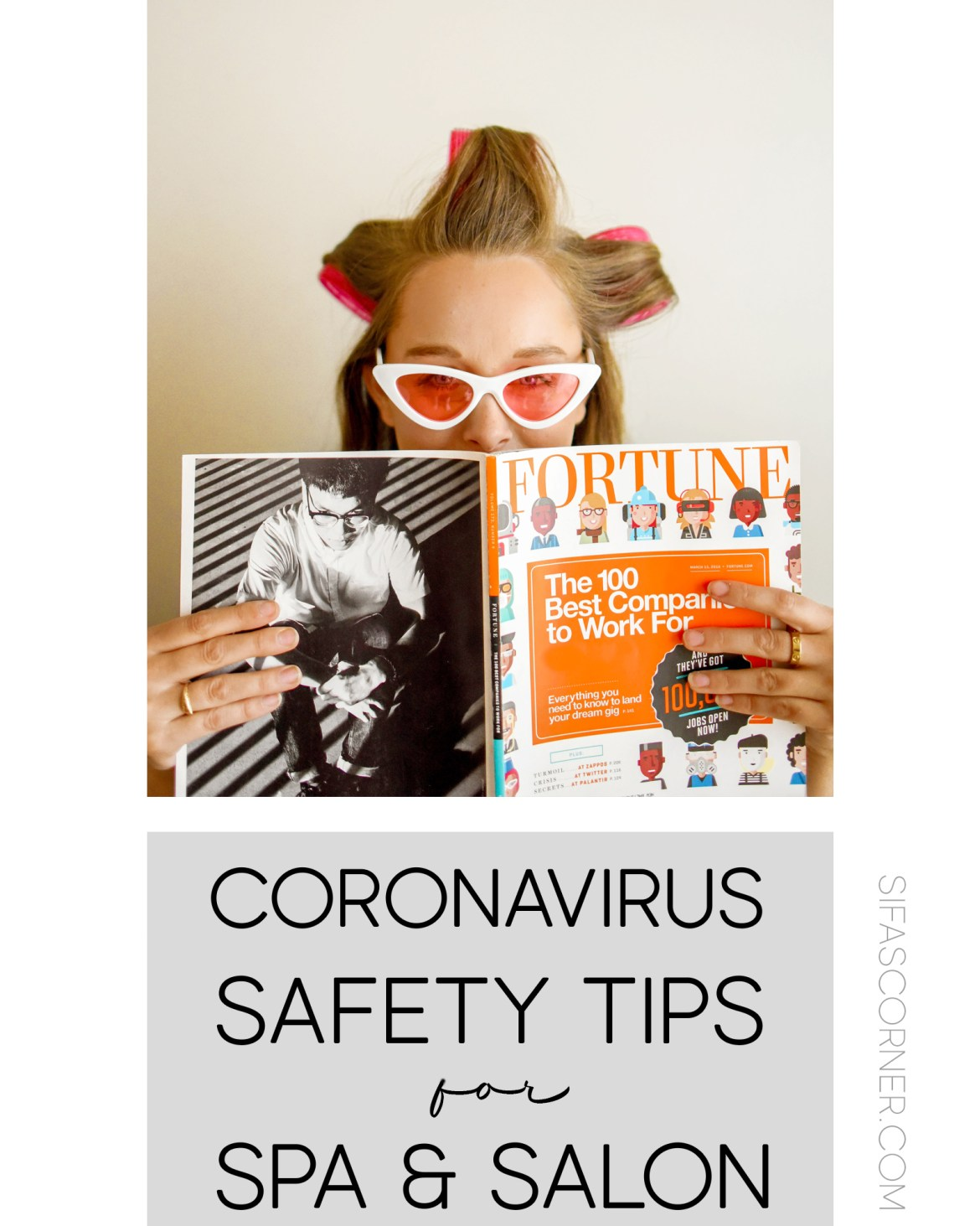 Coronavirus Safety Tips For Spa Salon