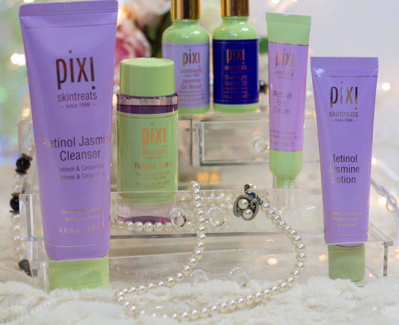 pixi beauty Retinol collection