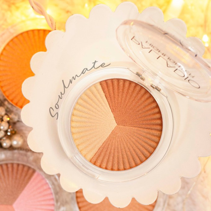 Palladio Sunkissed Highlighters- soulmate