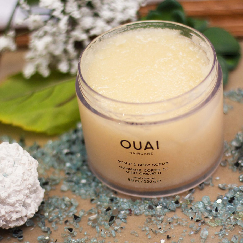 The Ouai Scalp & Body Scrub
