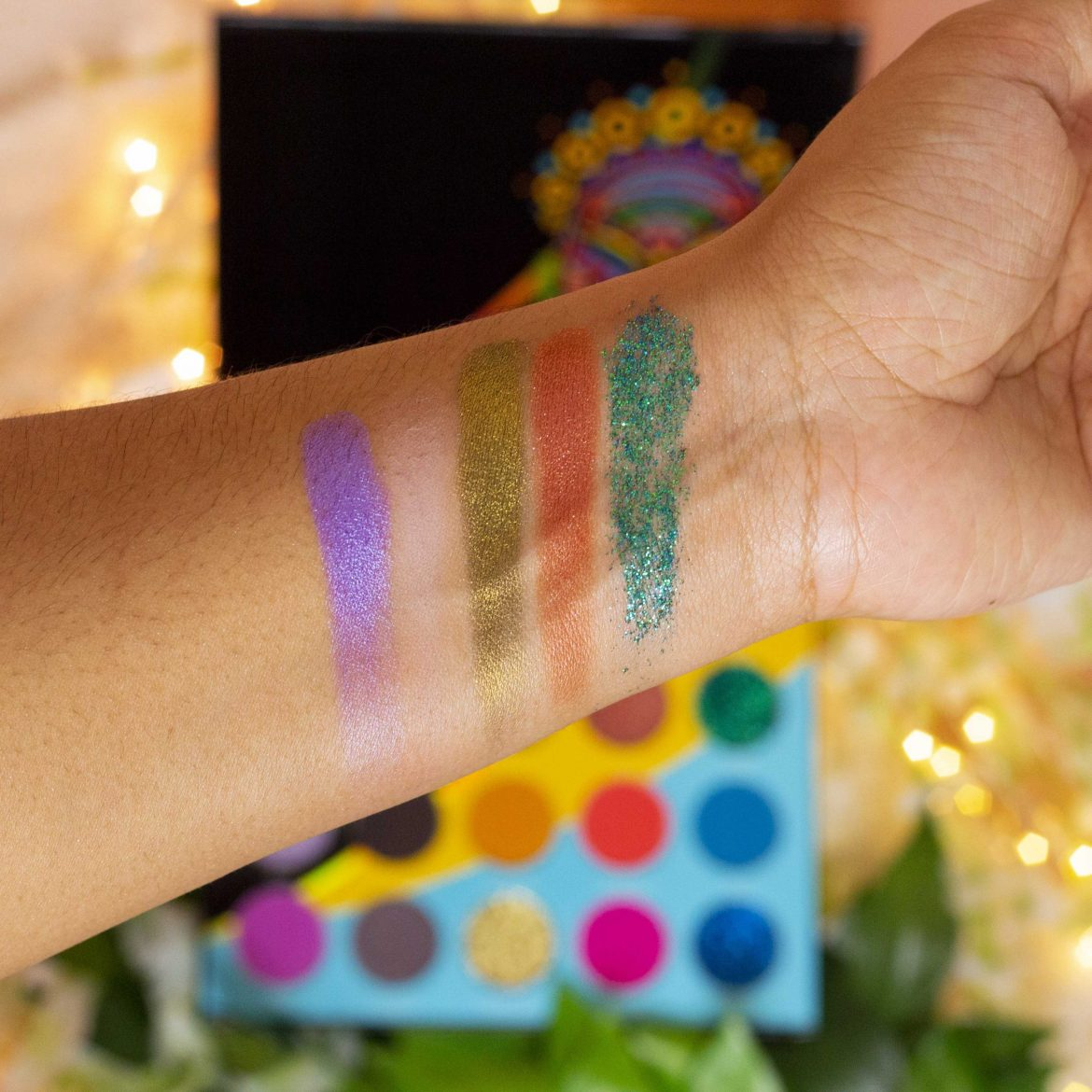 JUVIA'S PLACE THE WAHALA PALETTE