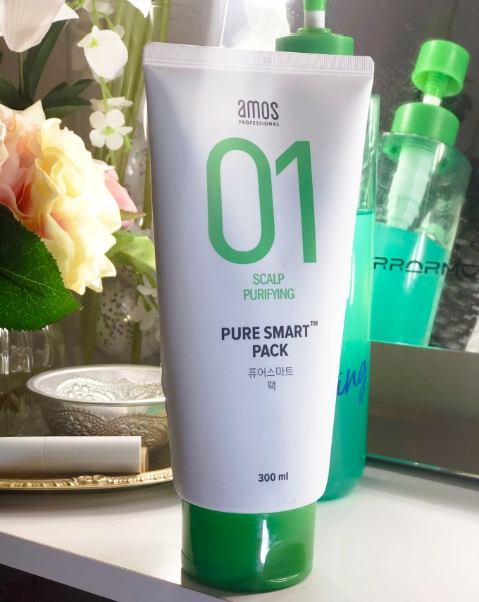 AMOS PROFESSIONAL Pure Smart hair care