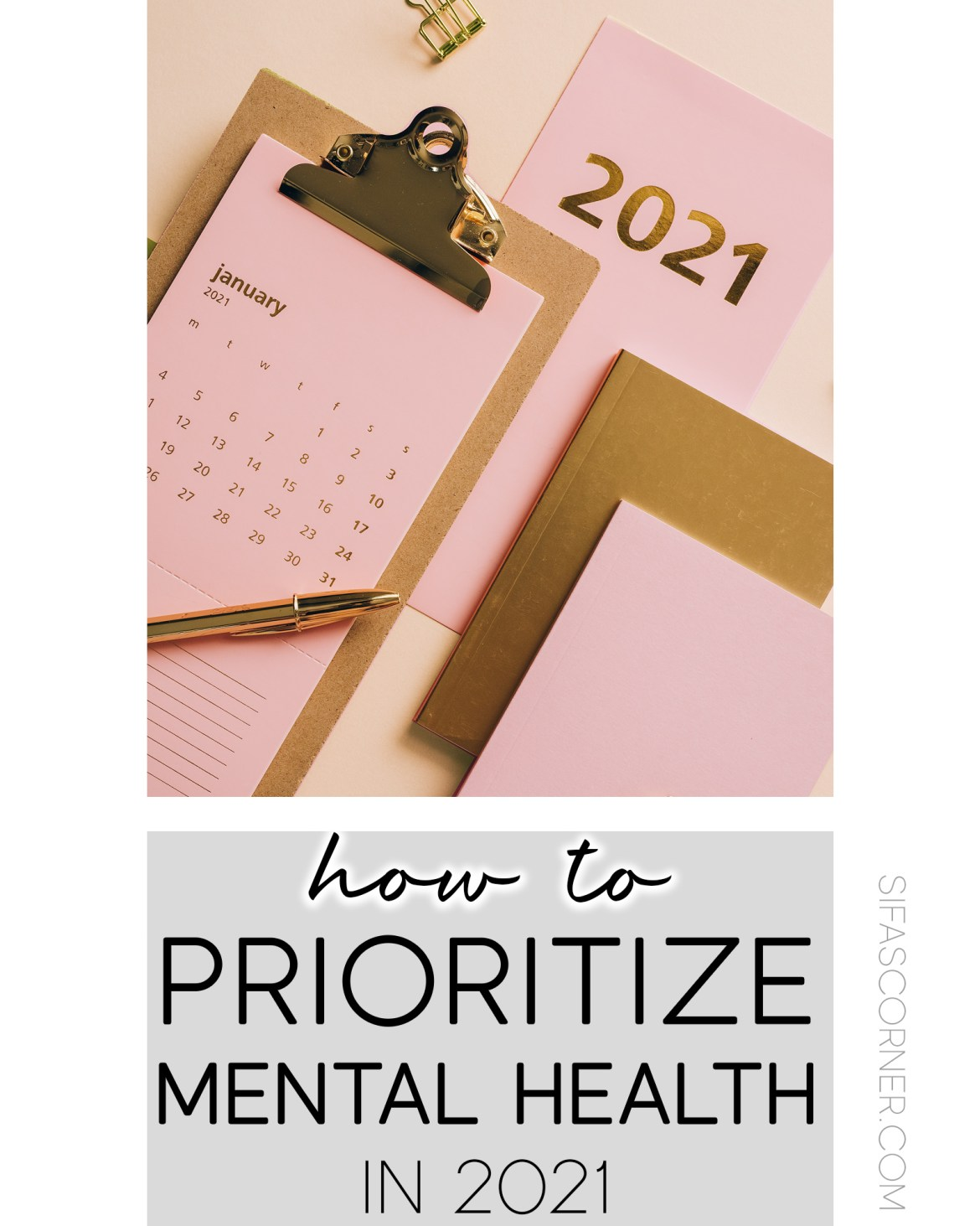Prioritize Mental Health