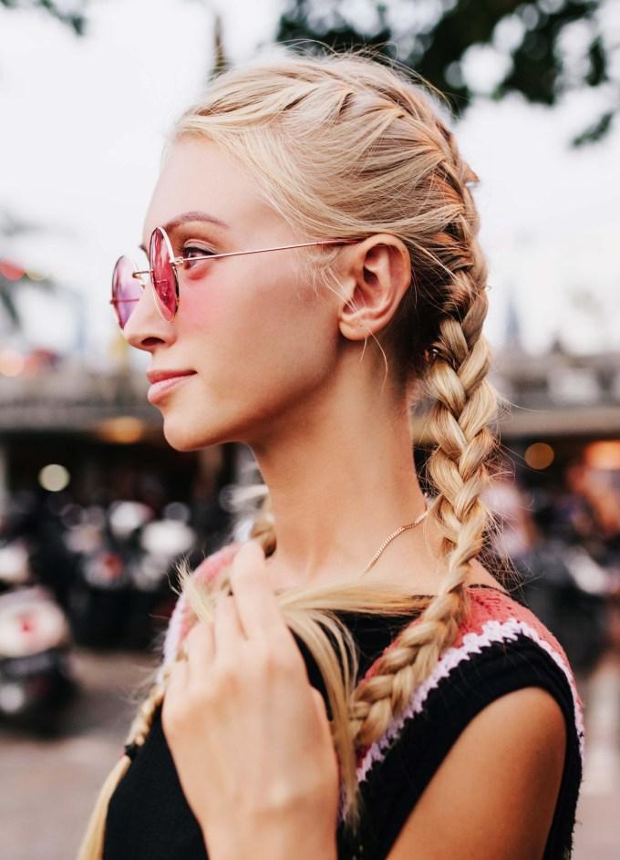 braids hair trend