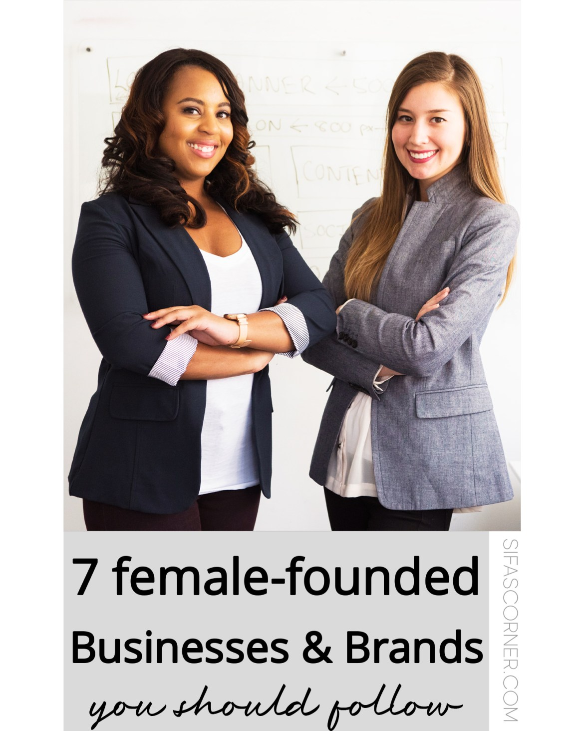 female founded businesses