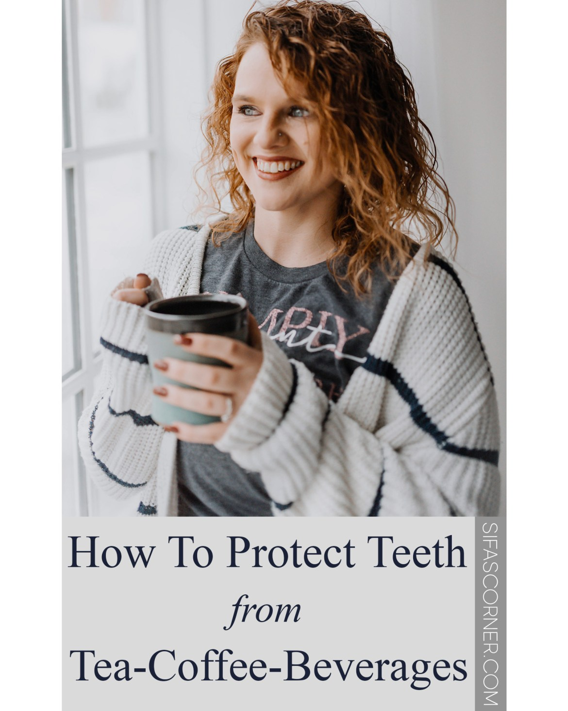 How to Protect Teeth From Tea Coffee