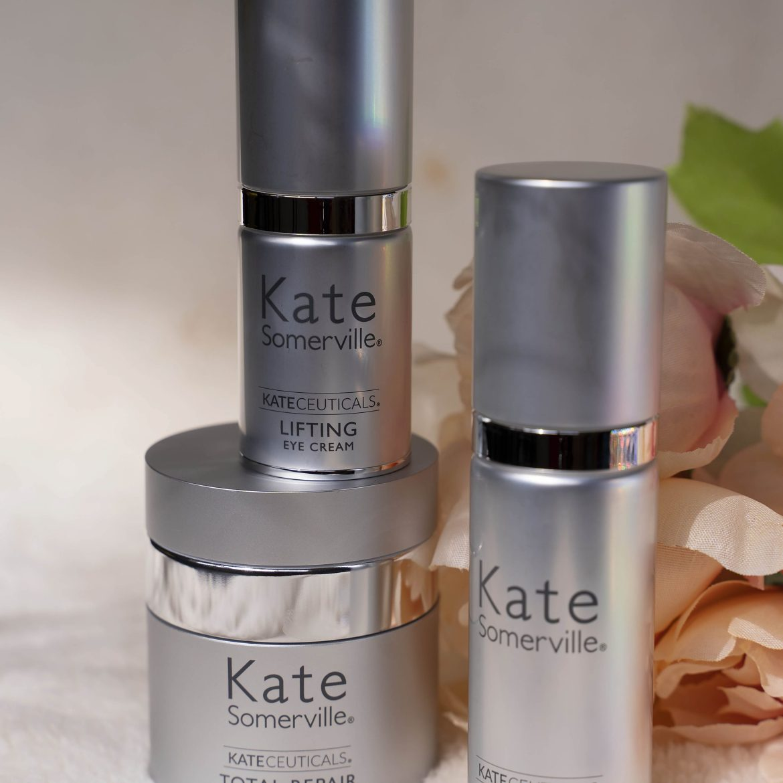 Kate Somerville KateCeuticals Trio review