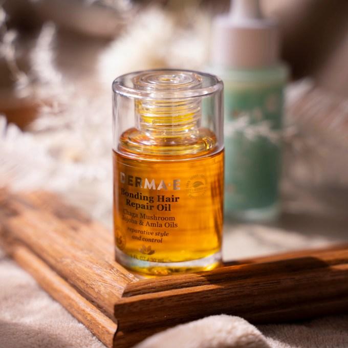 Derma E Styling Repair Hair Oil