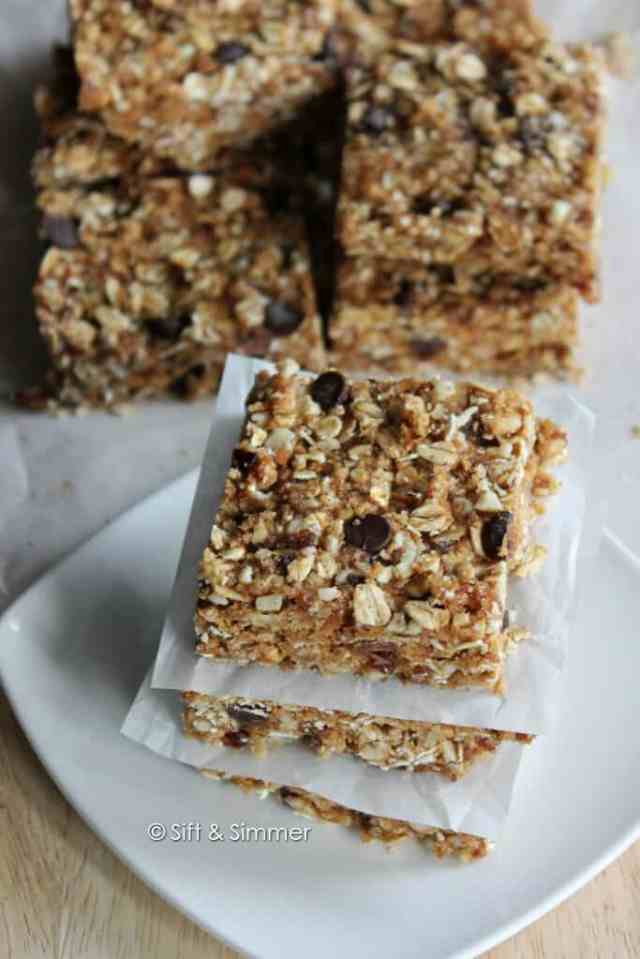 Chocolate Peanut Butter Crunch Clif Bars